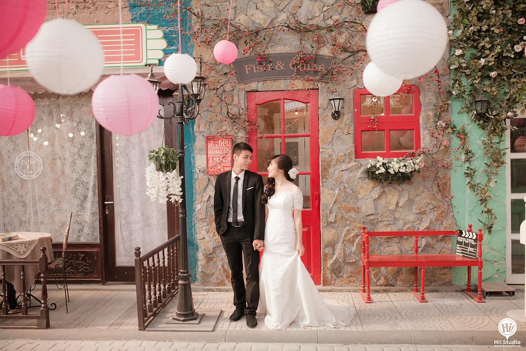 WEDDING Hà Nội : Nga Long