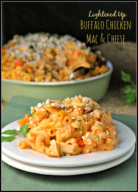 Buffalo Mac and Cheese 2