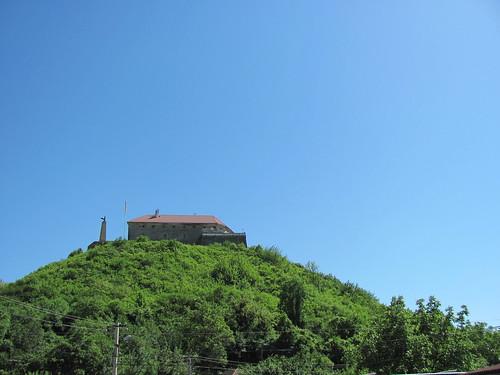 Золочівський замок та замок Паланок
