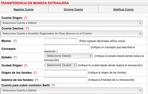 Pasos y requisitos para abrir cuenta d lares en el banco for Googlebanco de venezuela