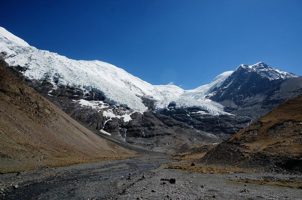Thawed Glacier