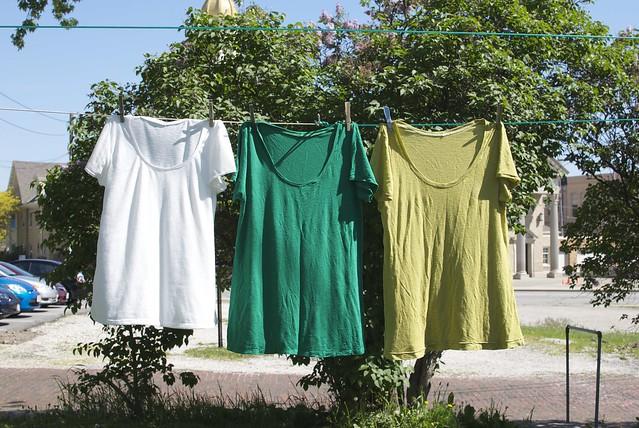 Goldilocks Plantain T-Shirts