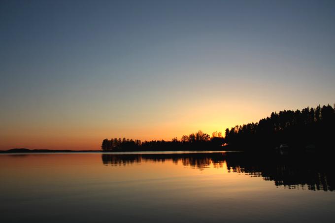 auringonlasku pikkuniemi 003