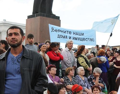 Понад 7 тисяч кримських татар залишити Крим