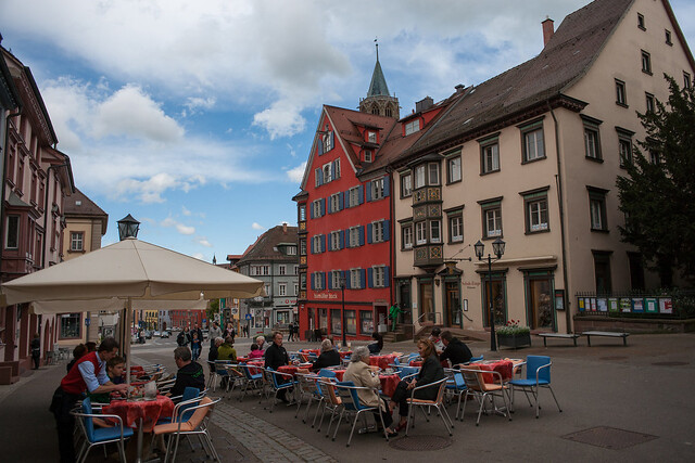 old town, at Rottweil