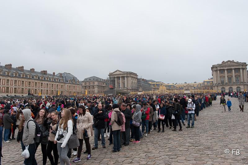 Sortie annuelle à Versailles - parc animalier de Nesles, les 2 3 4 mai 2014 : Les photos d'ambiances 14226180733_49db8ca250_o