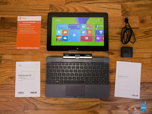 T100 laptop 2 trong 1 cho người thích di chuyển - 18369