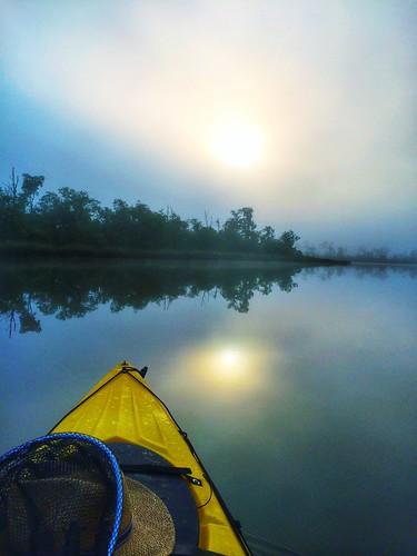 river fishing kayak milton blackwater hdr bagdad iphone 5s snapseed