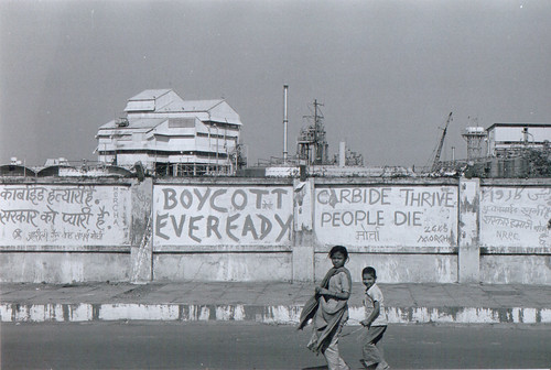 One Year After the Disaster in Bhopal