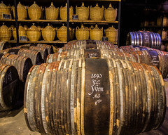 1893 cognac barrel