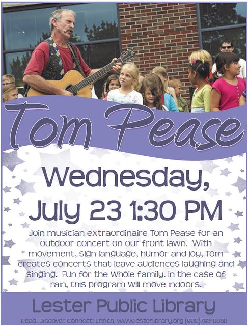 Tom Pease in Concert