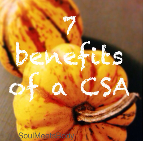 7 benefits of a CSA