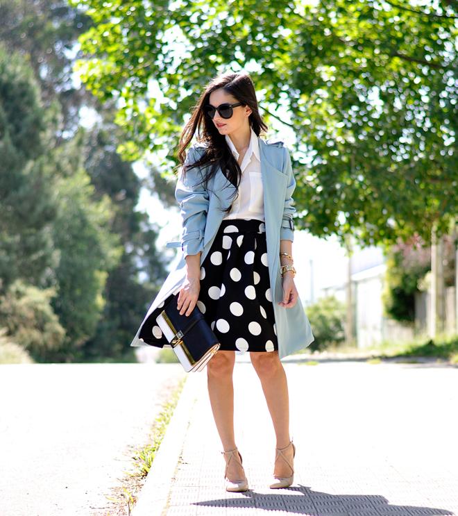 Dots Skirt_05