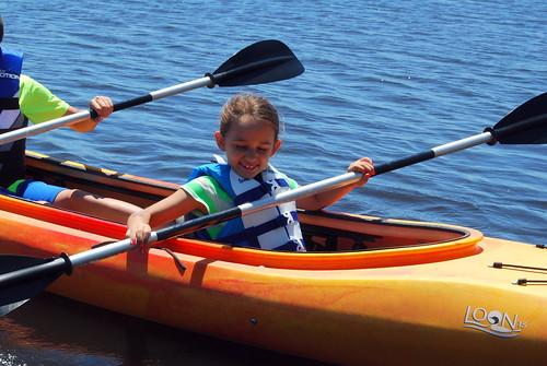 Kayaking - Madeline-001