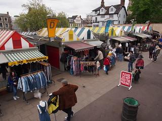 Markt von Norwich