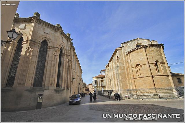 Iglesia de Santa María La Nueva, Zamora