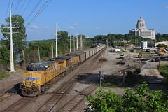 Coal Train and the Capital