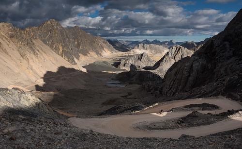 mine near Rapaz