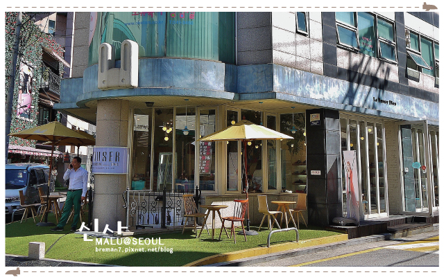 韓國首爾自由行-566(新沙洞散策)