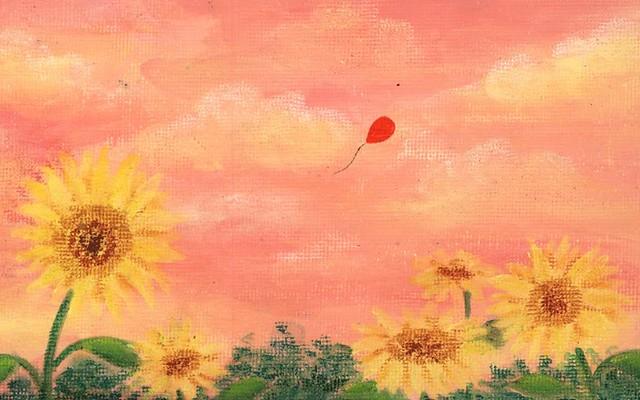 Balloon's Travels 氣球飄走了