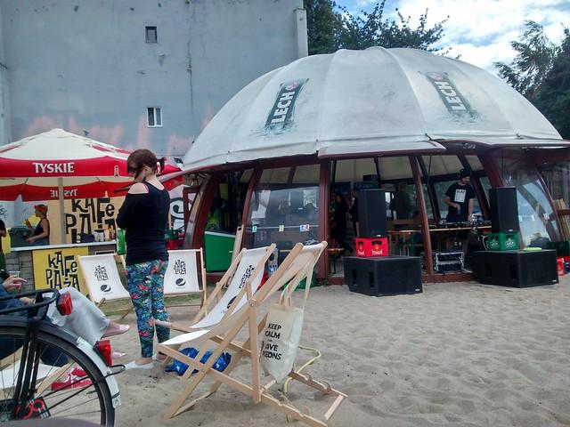 Beach Cafe, Wroclaw