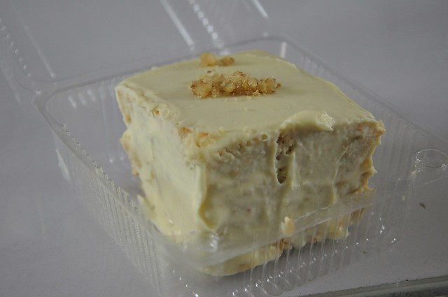 Carrot Cake with Buttercream Frosting
