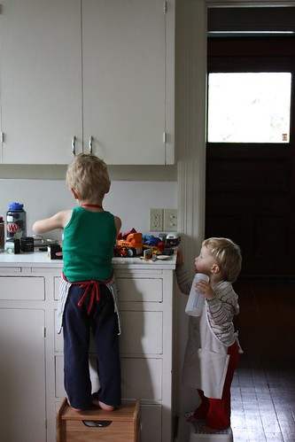 Brothers in the Kitchen
