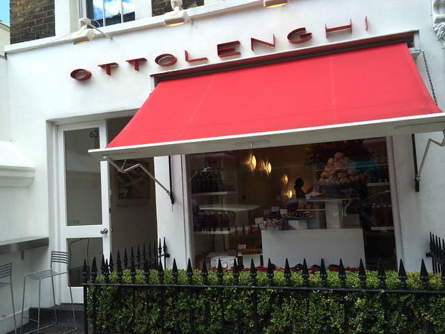 Ottolenghi in Notting Hill