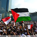 Indonesian protest against Israel's Gaza assault