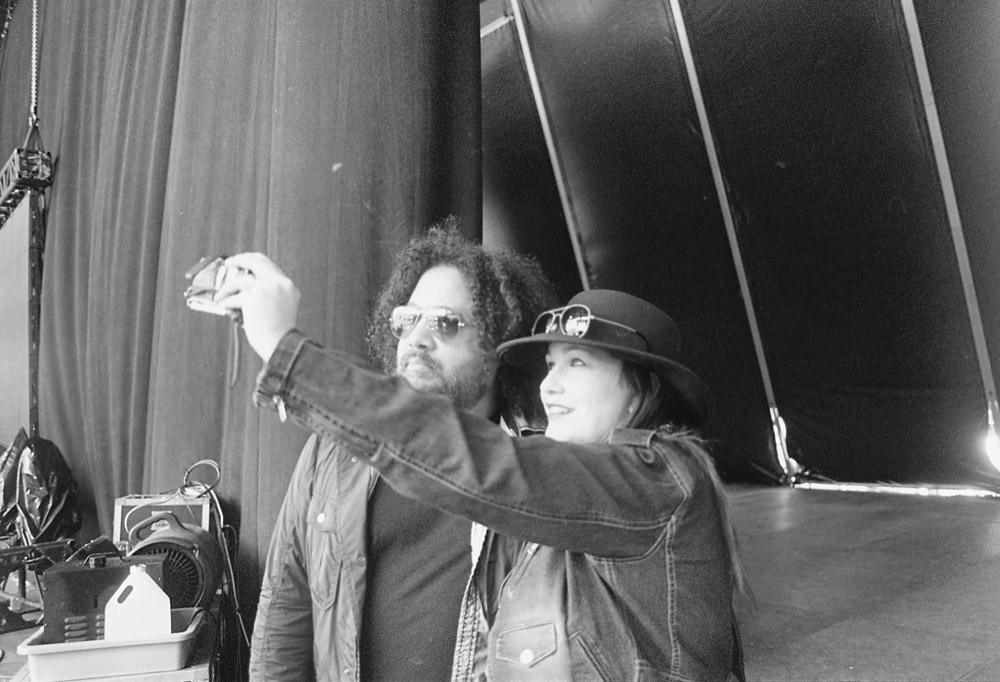 Liz-Selfie