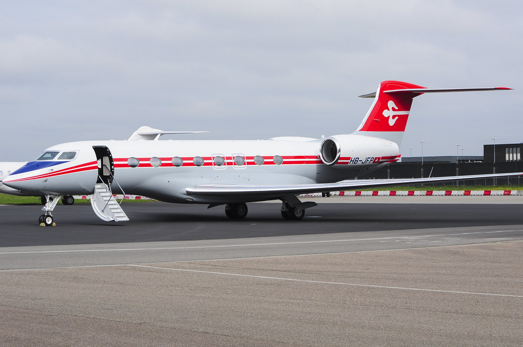 HB-JFP - G650 - Not Available