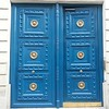 Nice. Blue. Door. #IhavethisthingwithParis #ihavethisthingwithdoors #ihavethisthingwithblue #blue #blueandgold #instamood #paris #parisjetaime #loves_paris #archilovers #instaarchitecture #parisarchitecture #hello_paris #bonjourparis #thisisparis #seemyci