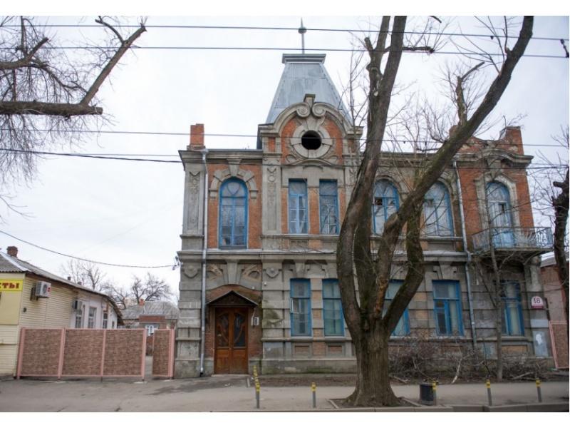 Дом присяжного поверенного В.В.Сербина