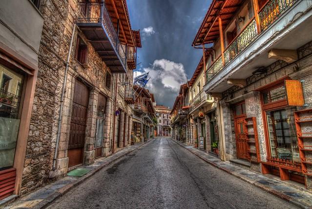 Arachova,Greece