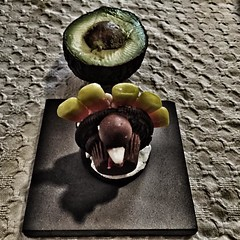 "#thankgiving ""ist tot"" #turkey #avocado #family #end #iphoneography #snapseed #drama #escape #dessication"