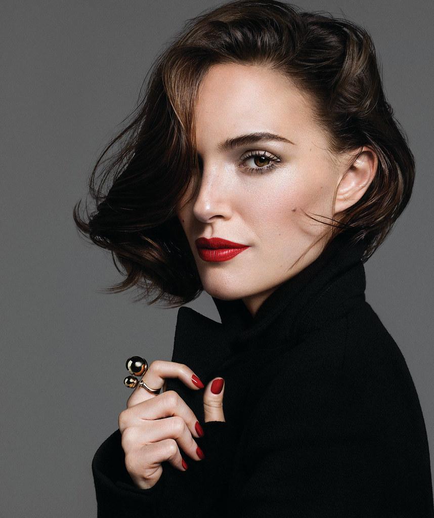 Натали Портман — Фотосессия для «Dior» 2016 – 6