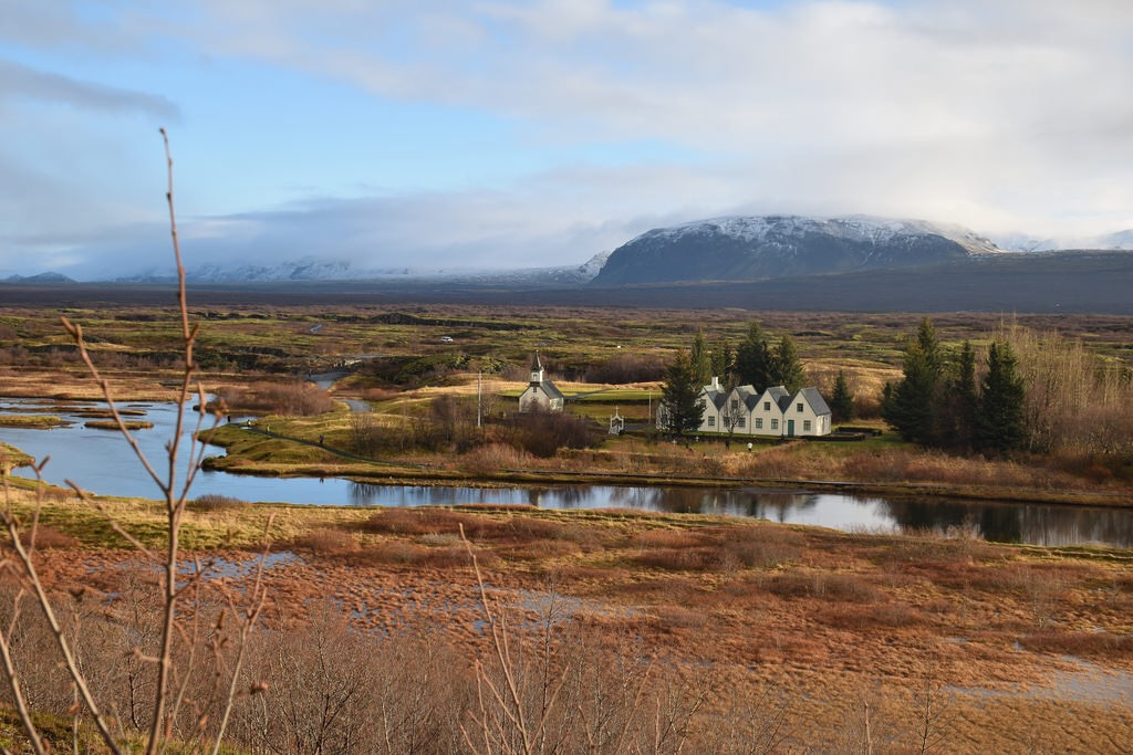 Islandia posee paisajes idílicos.