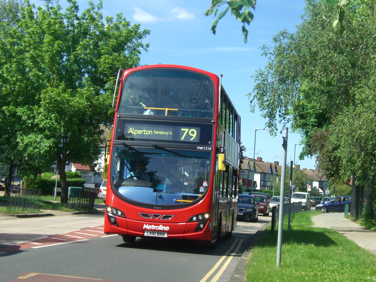 London Connected Know Your Routes Route 79