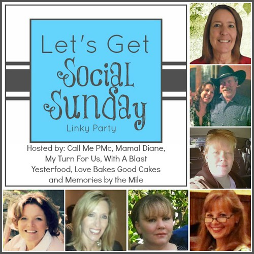 Let's Get Social Sunday #25     #socialmedia  #linkparty #sundaysocial