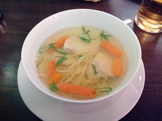 Chicken Soup @ ШашлыкоFF