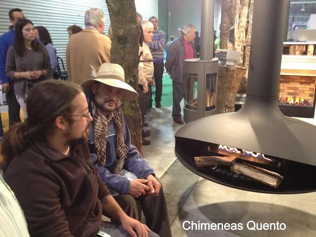 Chimenea central quento gyrofocus flickr photo sharing - Chimeneas lugo ...