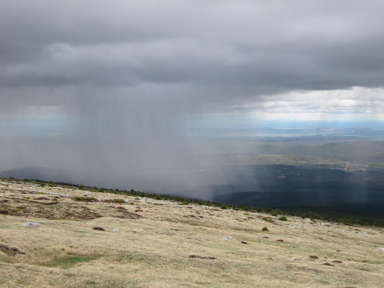 Paisaje de la Sierra de la Demanda. Autor, Carlos Pons