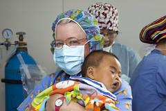 Thu, 05/23/2013 - 10:35 - Patty Stowers with child