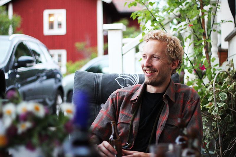 Midsommar 2013: Johan