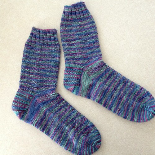 Pair 5/13 #summerysockkal
