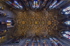 Thistle Chapel Ceiling, St. Giles Cathedral