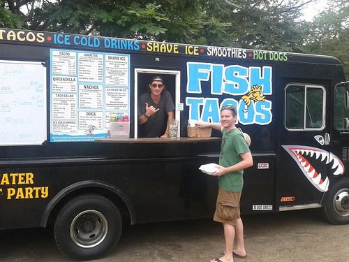 Jawz Fish Tacos. Photo Courtesy of Jawz Fish Tacos.