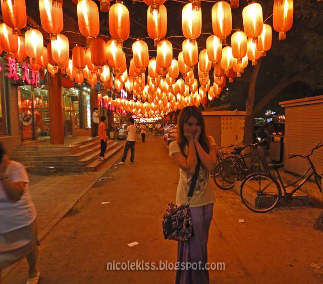 Red Lantern, Beijing