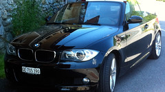 automobile, automotive exterior, bmw, wheel, vehicle, automotive design, bumper, bmw 1 series (e87), personal luxury car, land vehicle, luxury vehicle,