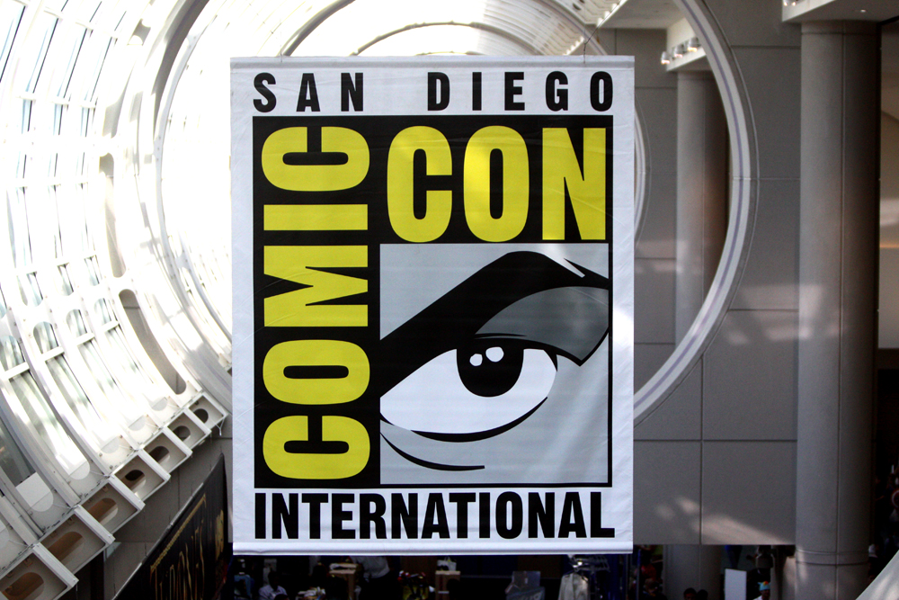 Comic-Con International- San Diego
